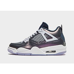 sports shoes f65af 195bc Jordan Air Retro 4 Junior ...
