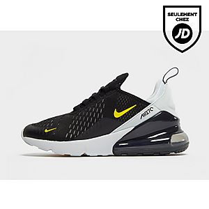 timeless design 91b83 15f18 Nike Air Max 270 Junior ...