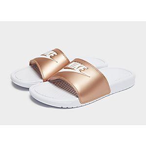 new york c4157 5a009 ... Nike Tongs Benassi Just Do It Femme