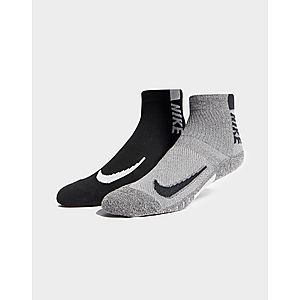 987429135a4 Nike Chausettes 2 Paires Running Performance Homme ...