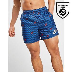 2135fb1dfd1 ... Nike Short de Bain Imprimé Intégral Hybrid Homme
