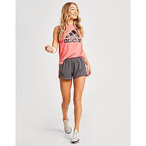 ceee19a66e3 adidas Short Essential 3-Stripes Femme ...