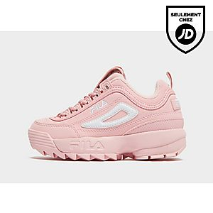 low priced f8be3 901bc Fila Disruptor II Children ...