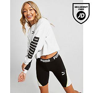 e1c67a0ac0 PUMA Sweat-Shirt Crew Femme ...