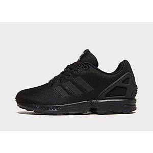zx flux adidas noir