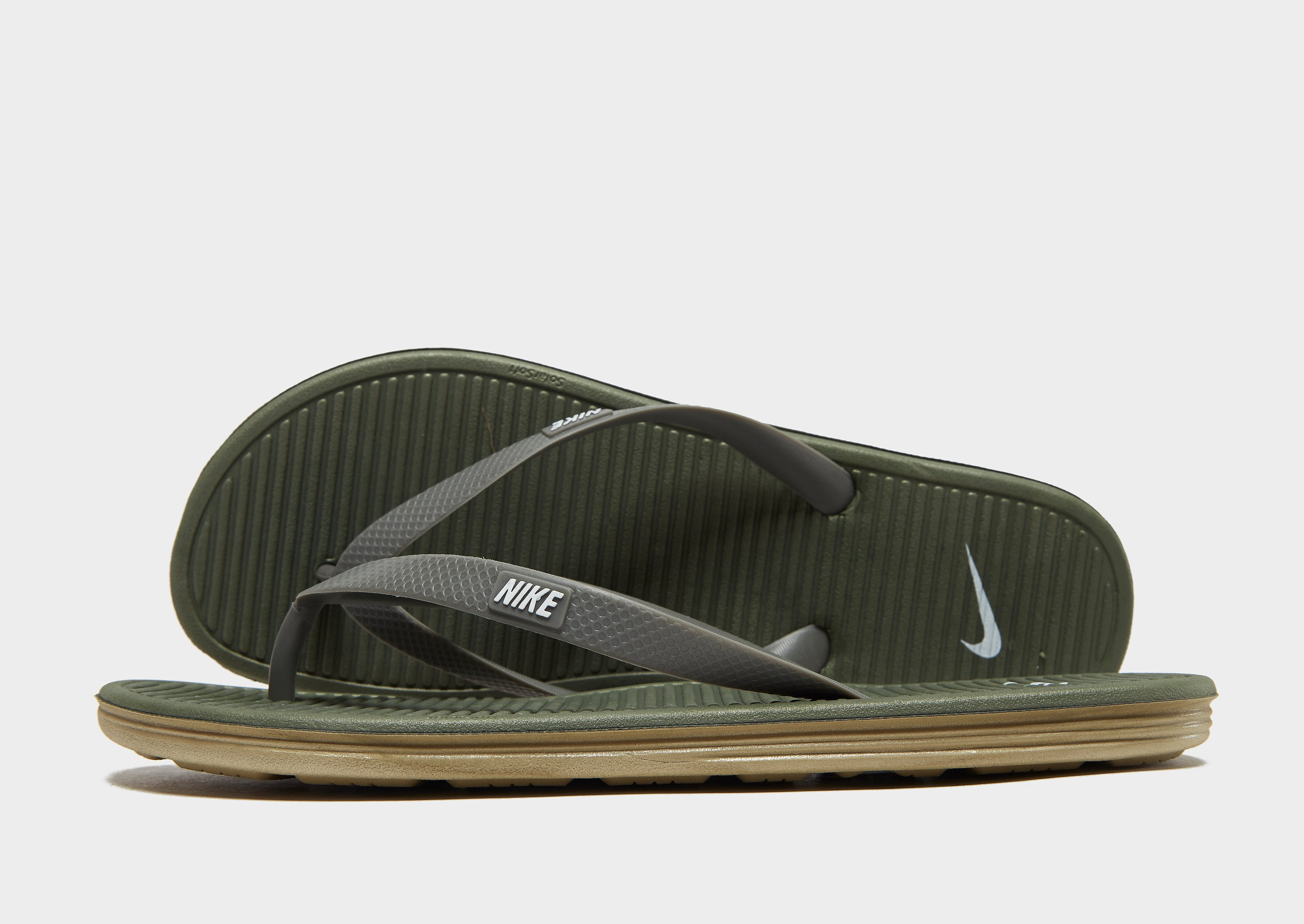 Nike Tongs Solarsoft II Homme