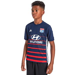 maillot entrainement OL 2018