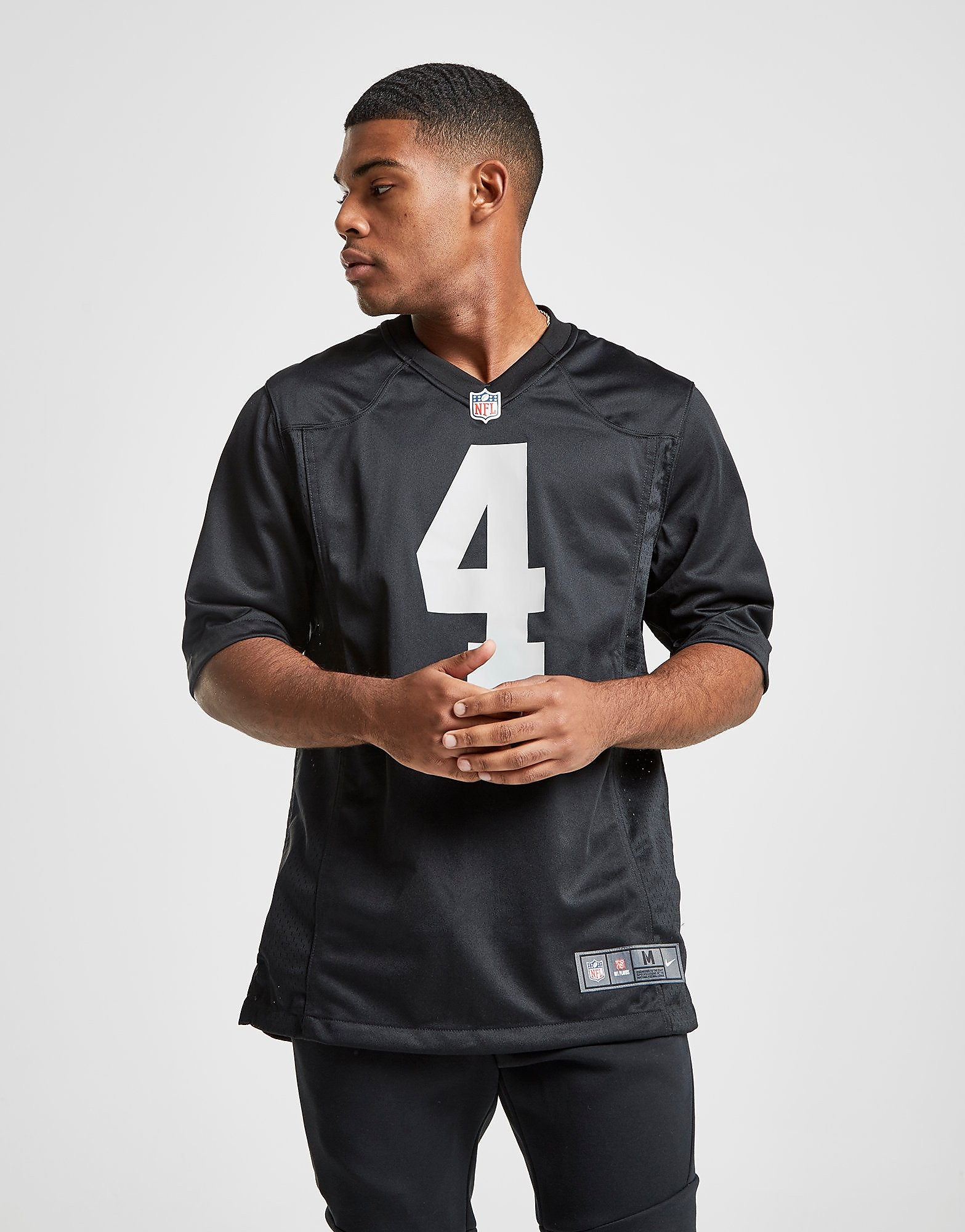 Nike Oakland Raider Carr Jersey