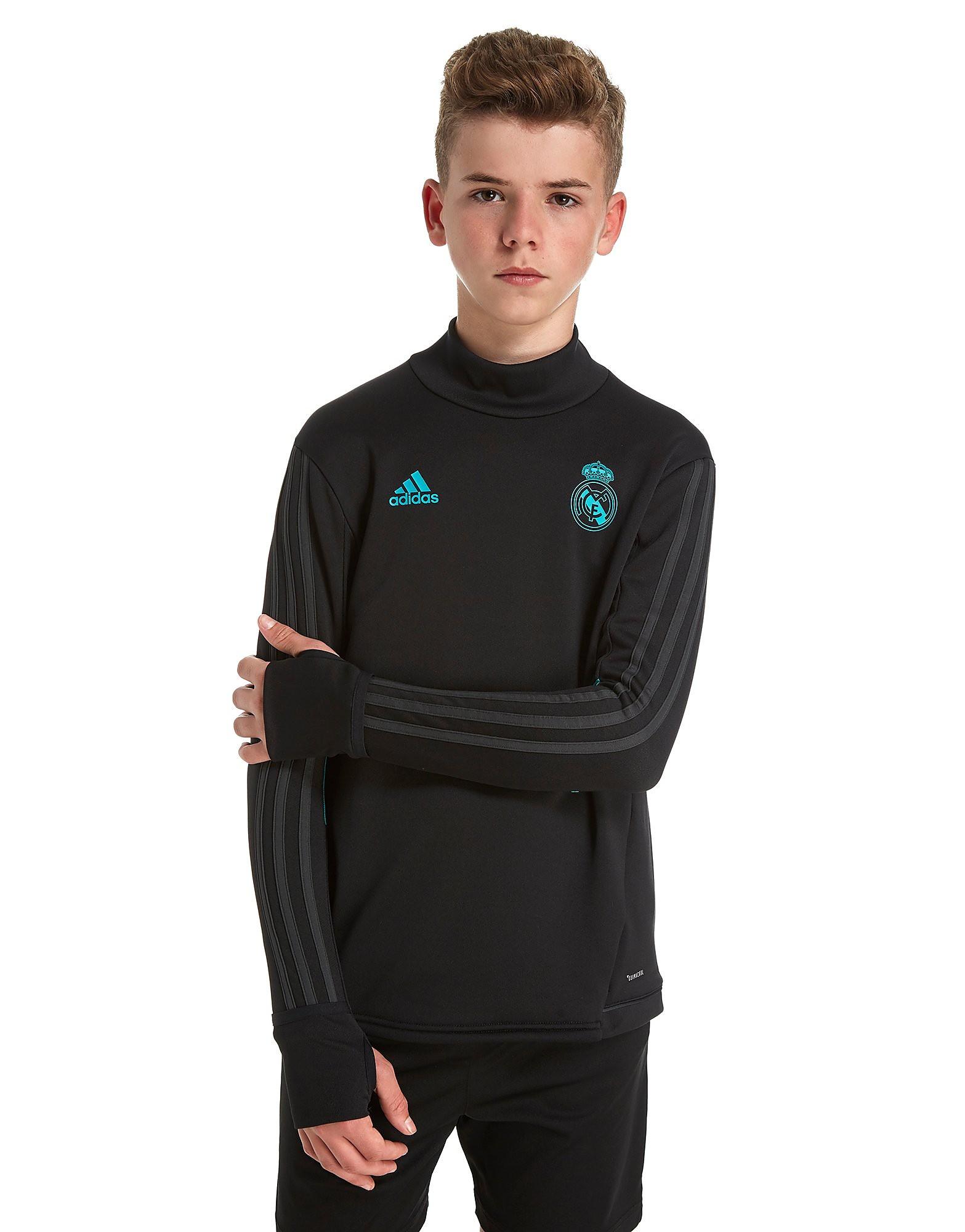 adidas Haut Real Madrid 2017 Training Junior