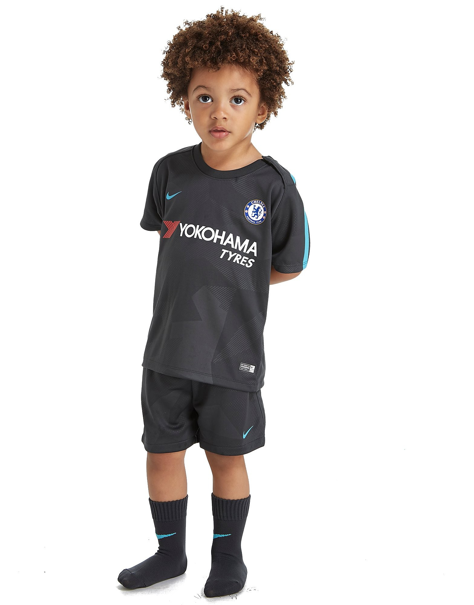 Nike Ensemble Chelsea FC 2017/18 Third Bébé