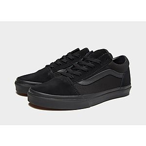 vans junior noir