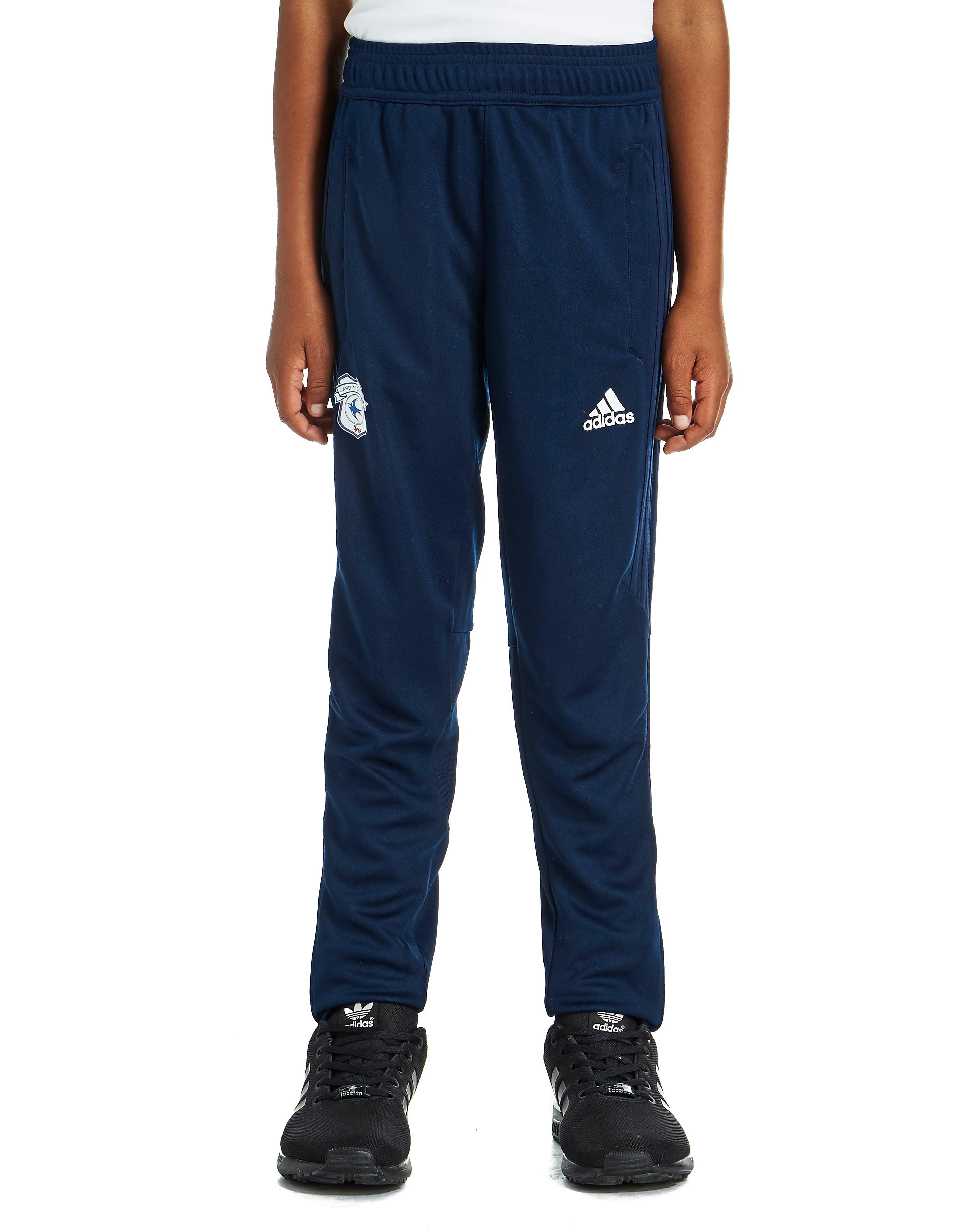 adidas Cardiff City 2017 Training Pants Junior