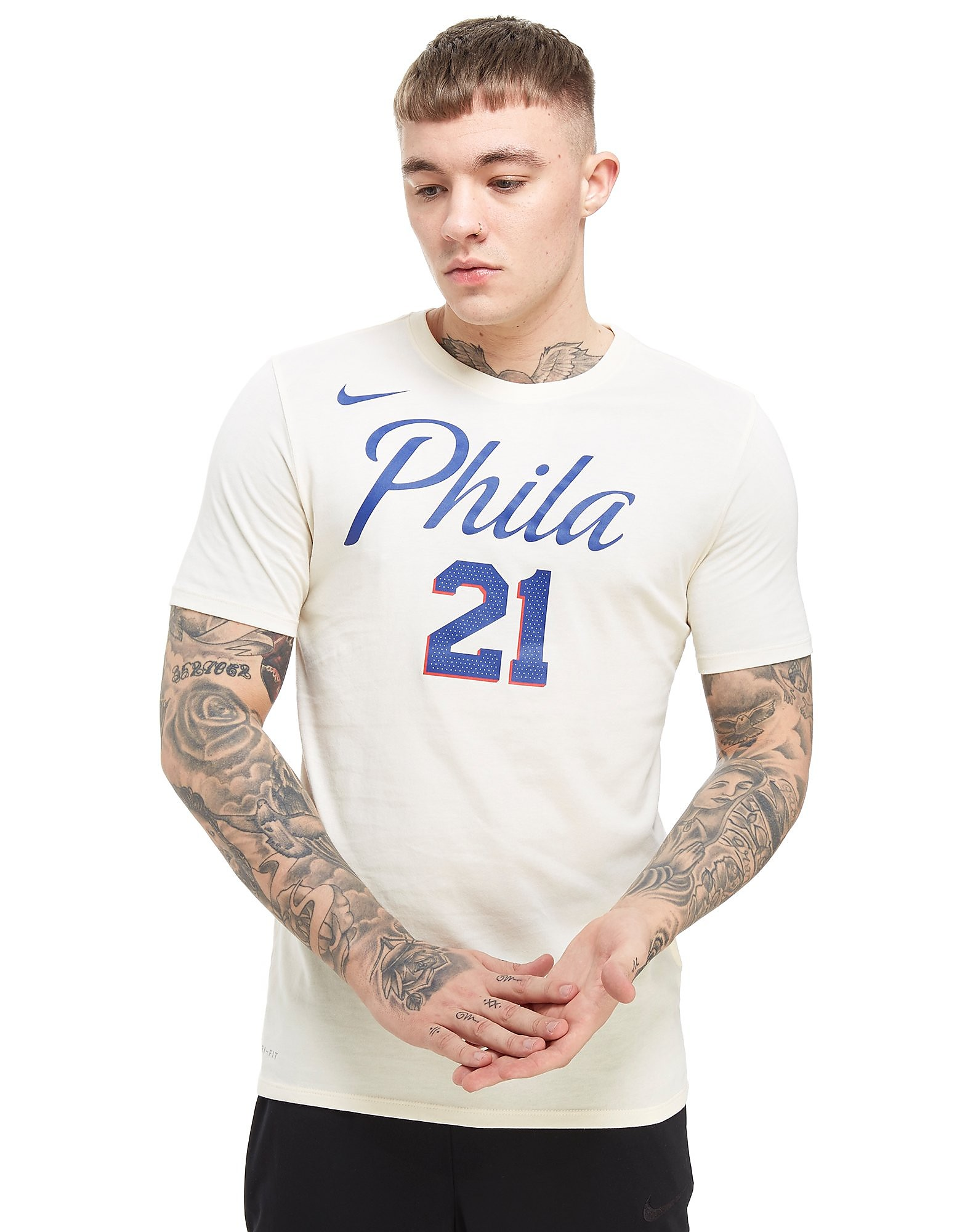 Nike NBA Philadelphia 76ers City T-Shirt