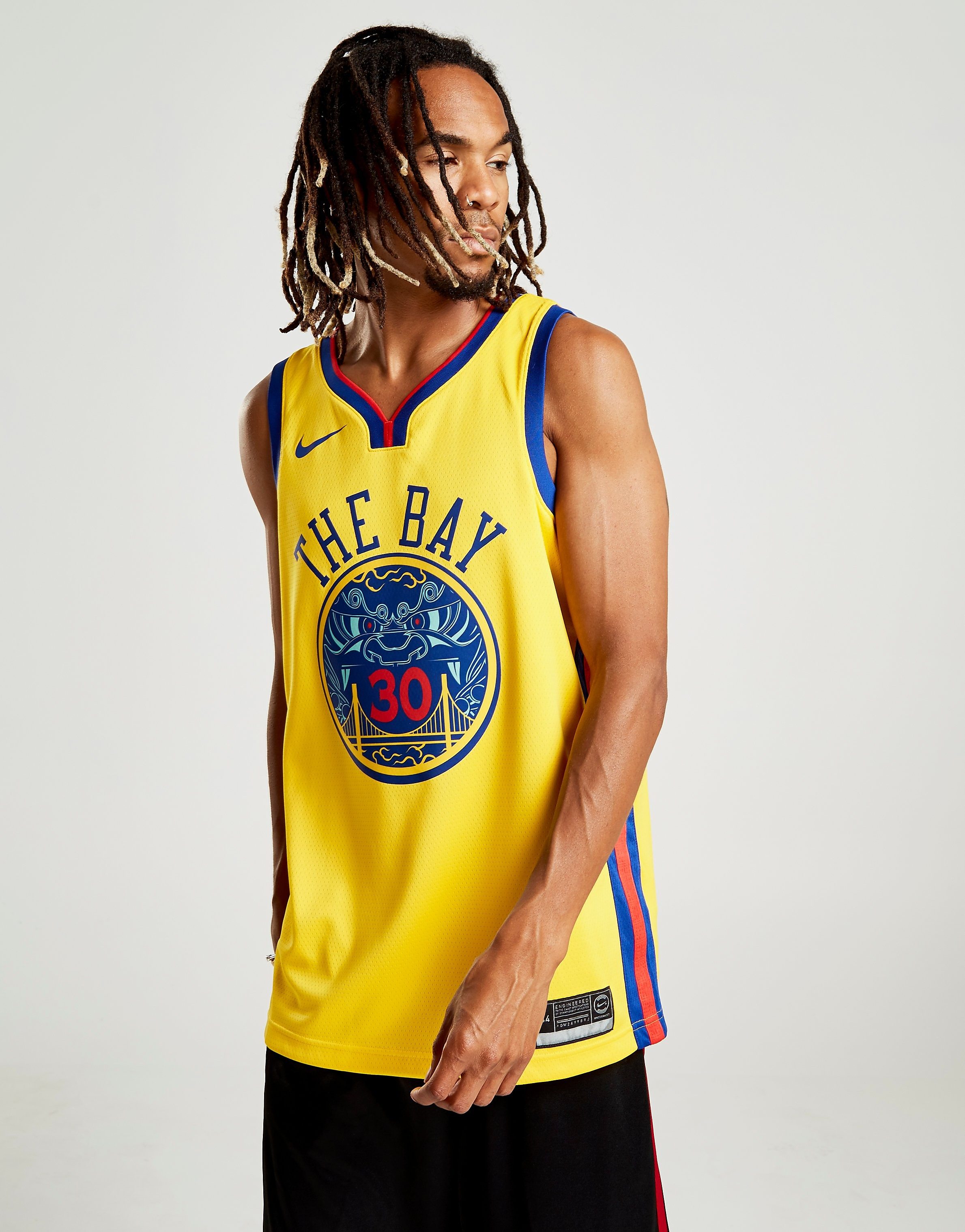 Nike Maillot NBA Curry Golden State Warriors City
