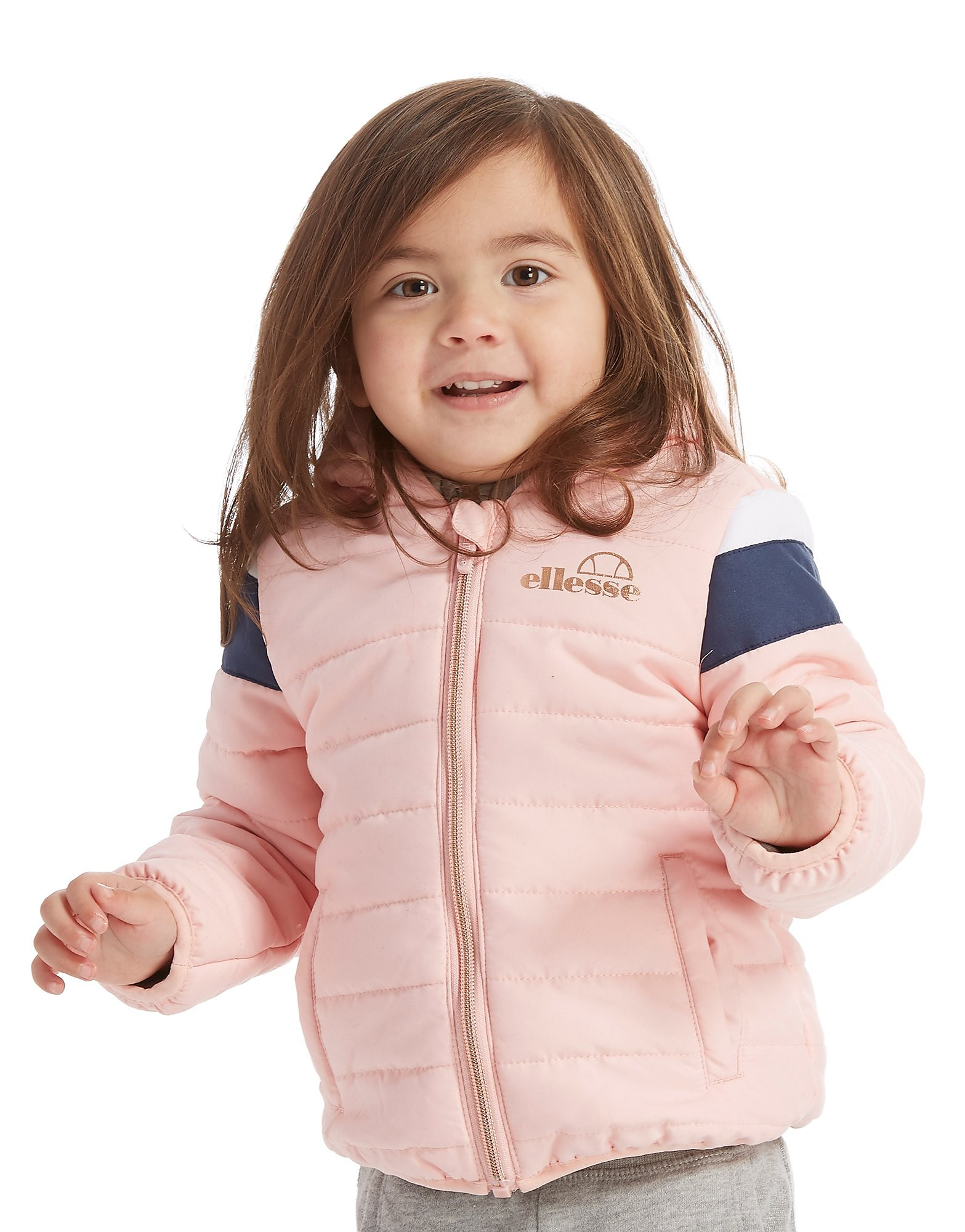 Ellesse Girls' Negrona Padded Jacket Infant