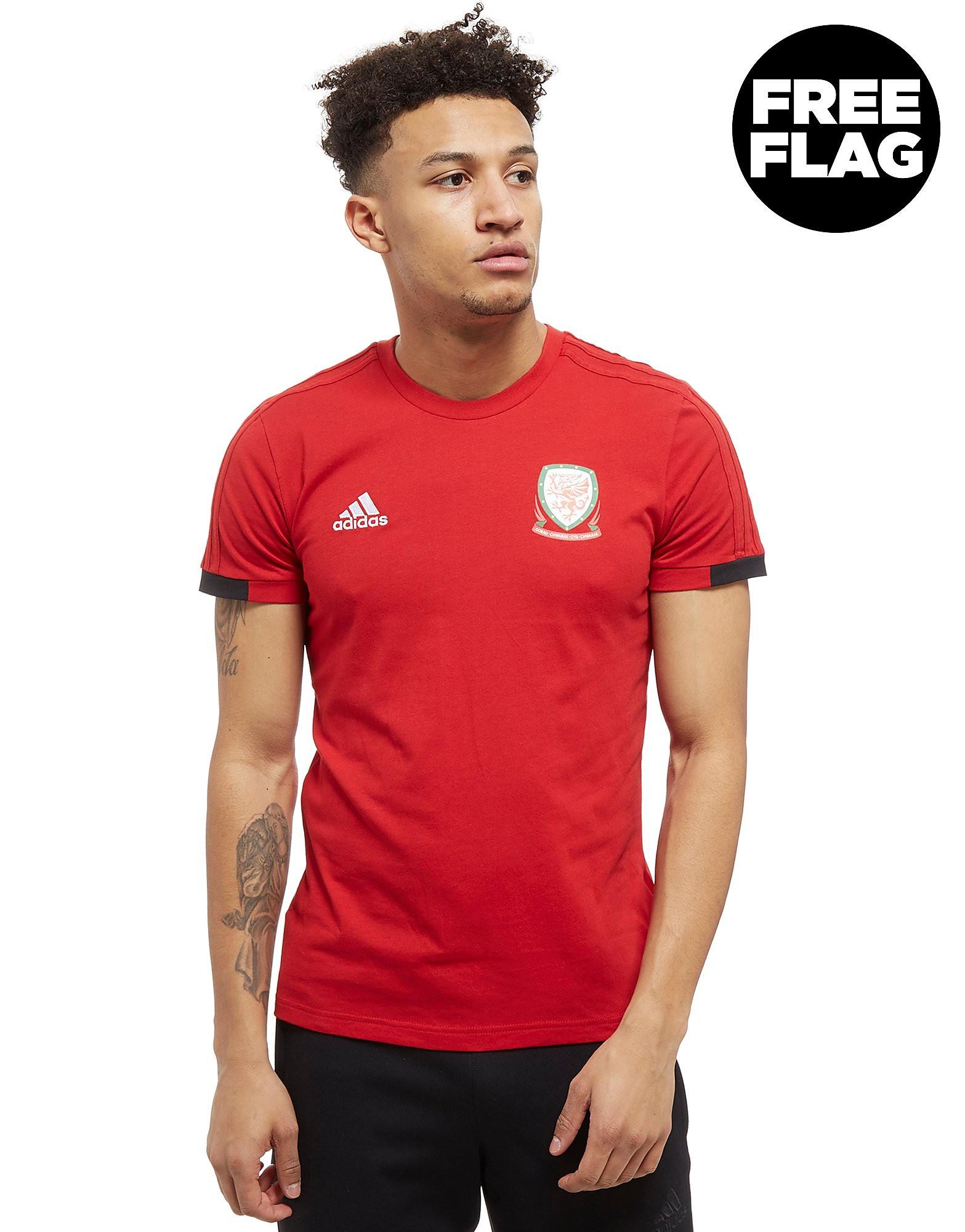 adidas FA Wales 2018 T-Shirt