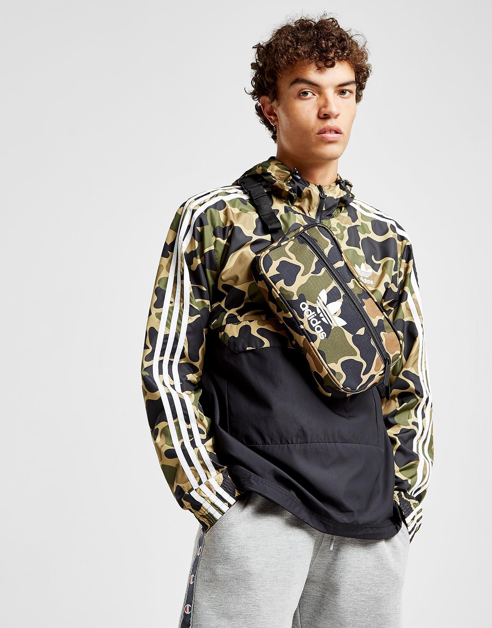 adidas Originals Camouflage Waist Bag