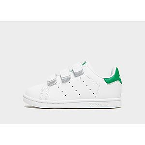 adidas Originals Stan Smith Velcro Infant ... 515dcde15