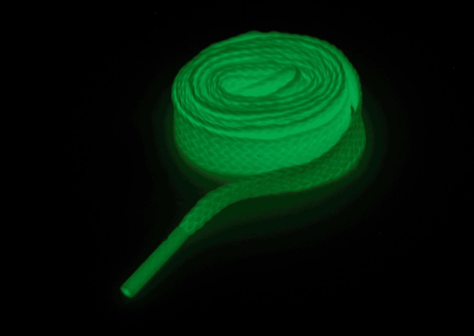 Mr Lacy Flattie Glow In Dark