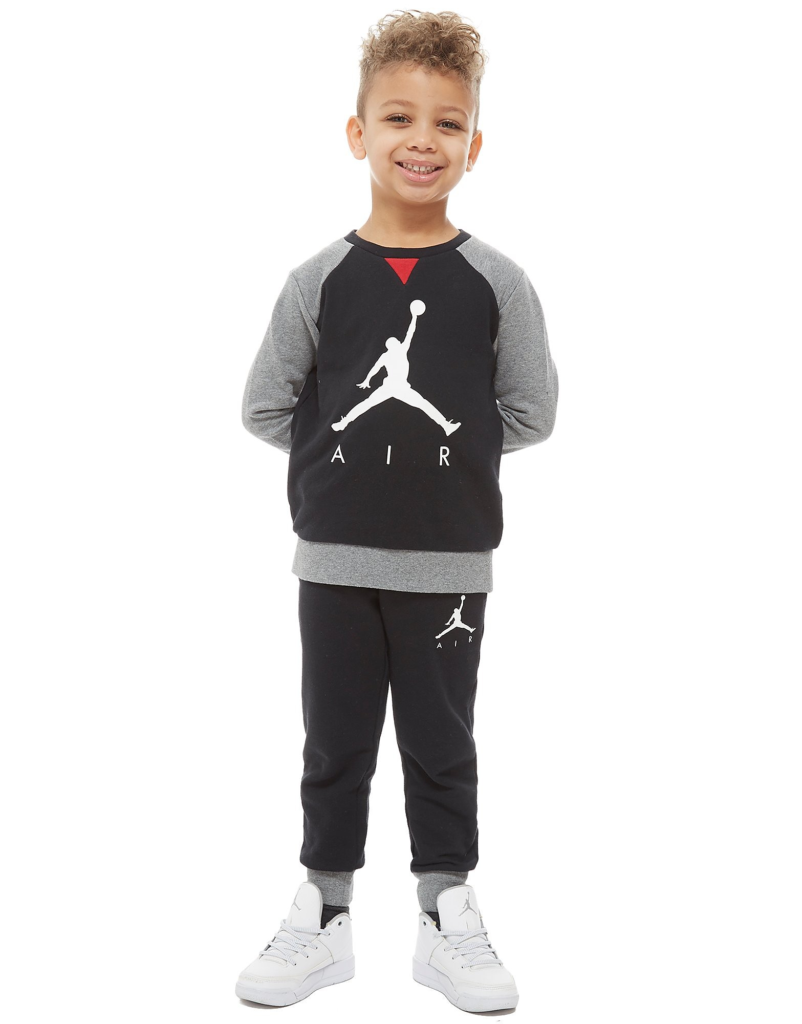 Jordan Air 3 Crew Suit Children