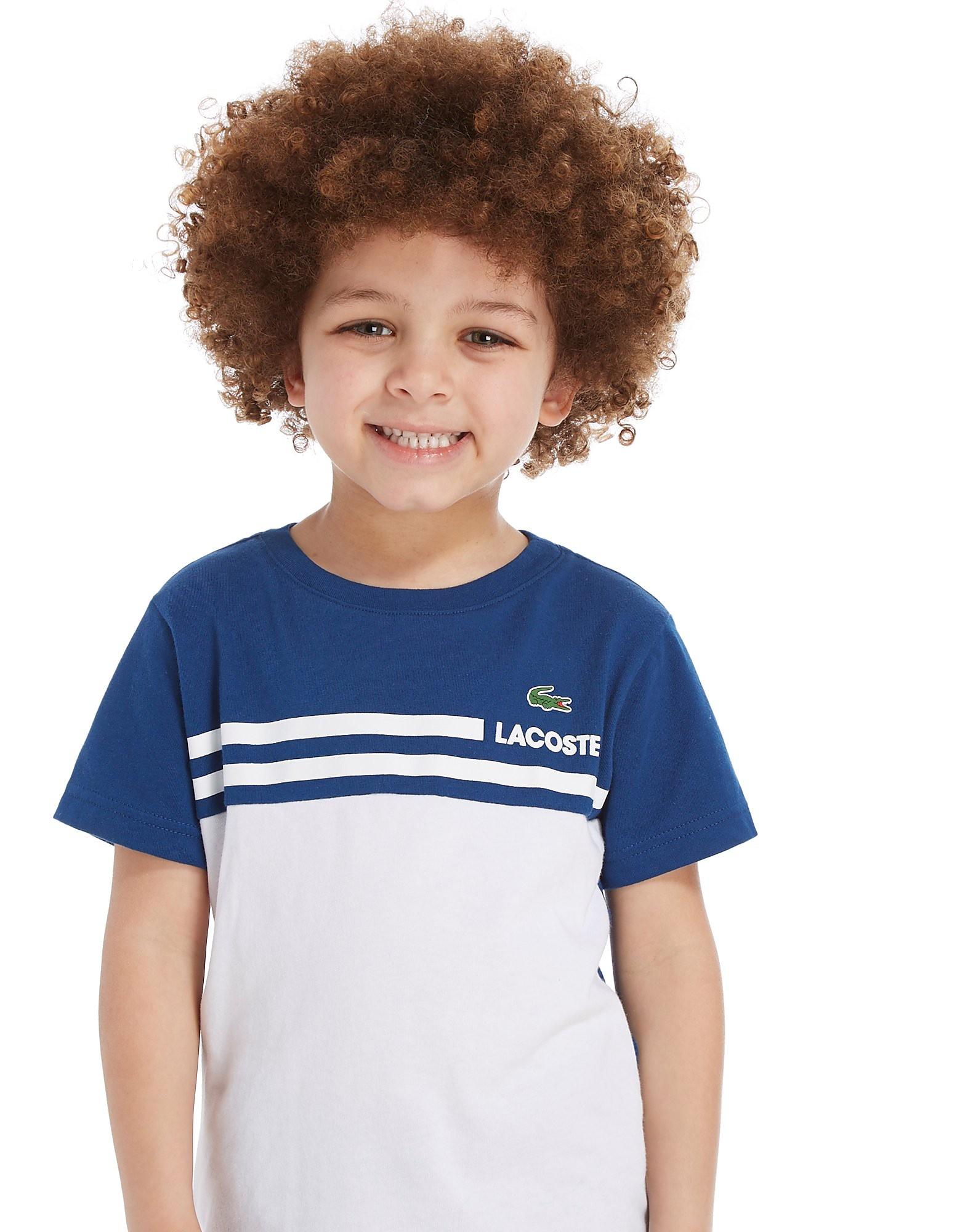 Lacoste Colourblock T-Shirt Children