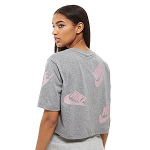 38667a89c978 ... Nike Futura All-Over-Print Crop Top