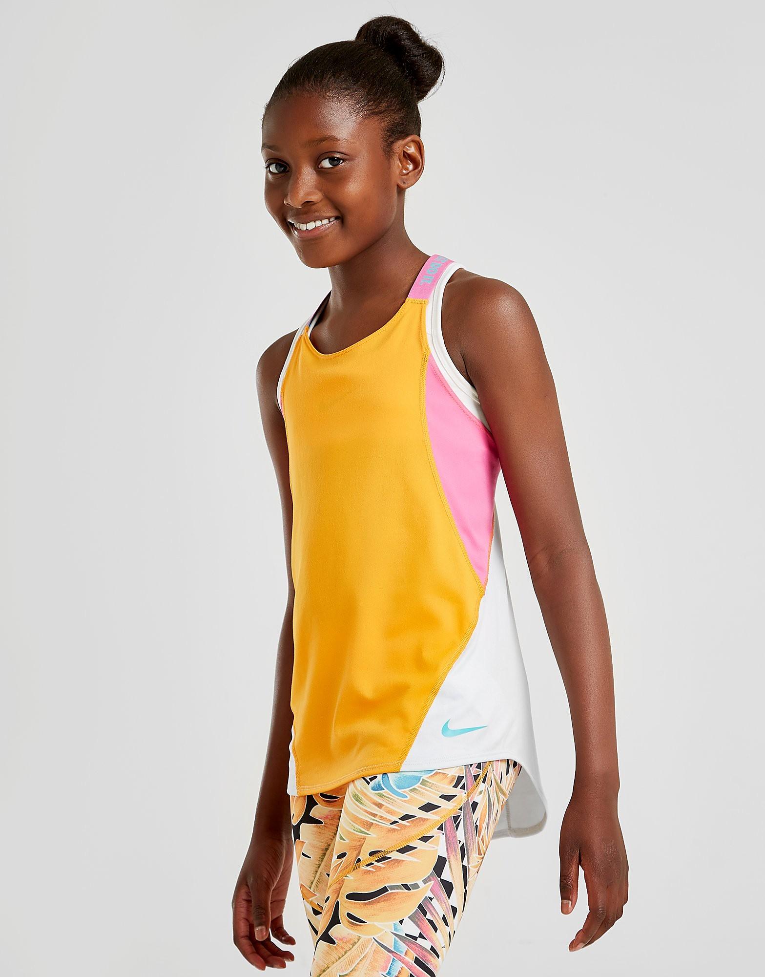 Nike Girls' Pro Sports Bra Junior