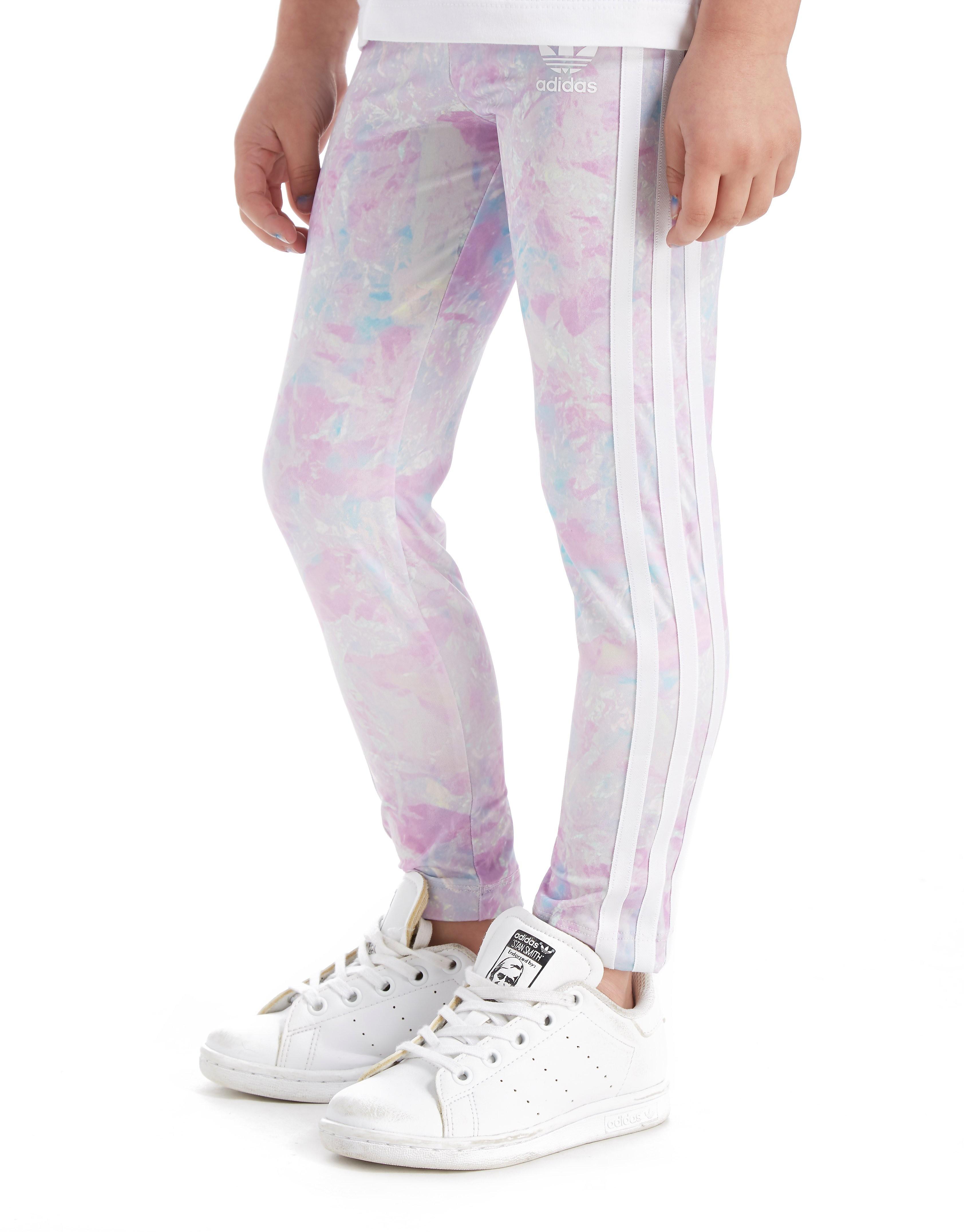 adidas Originals Girls' Graphic Legging Children
