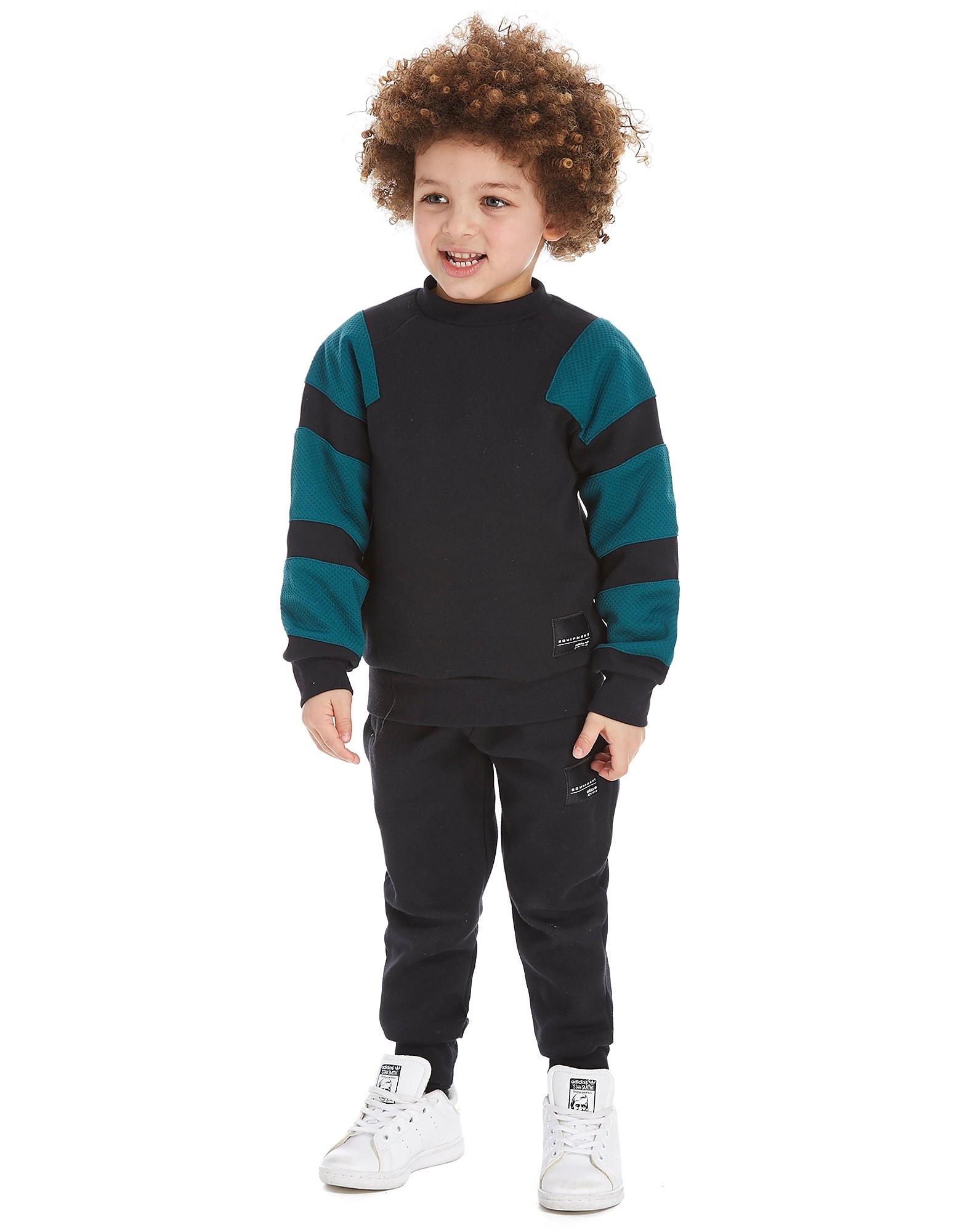 adidas Originals EQT Crew Suit Children