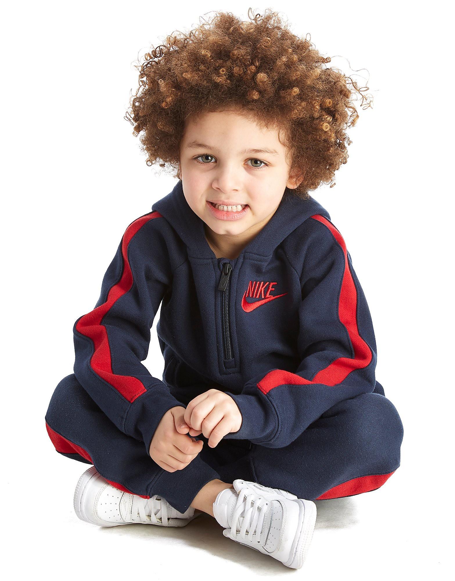 Nike Futura 1/4 Zip Suit Children