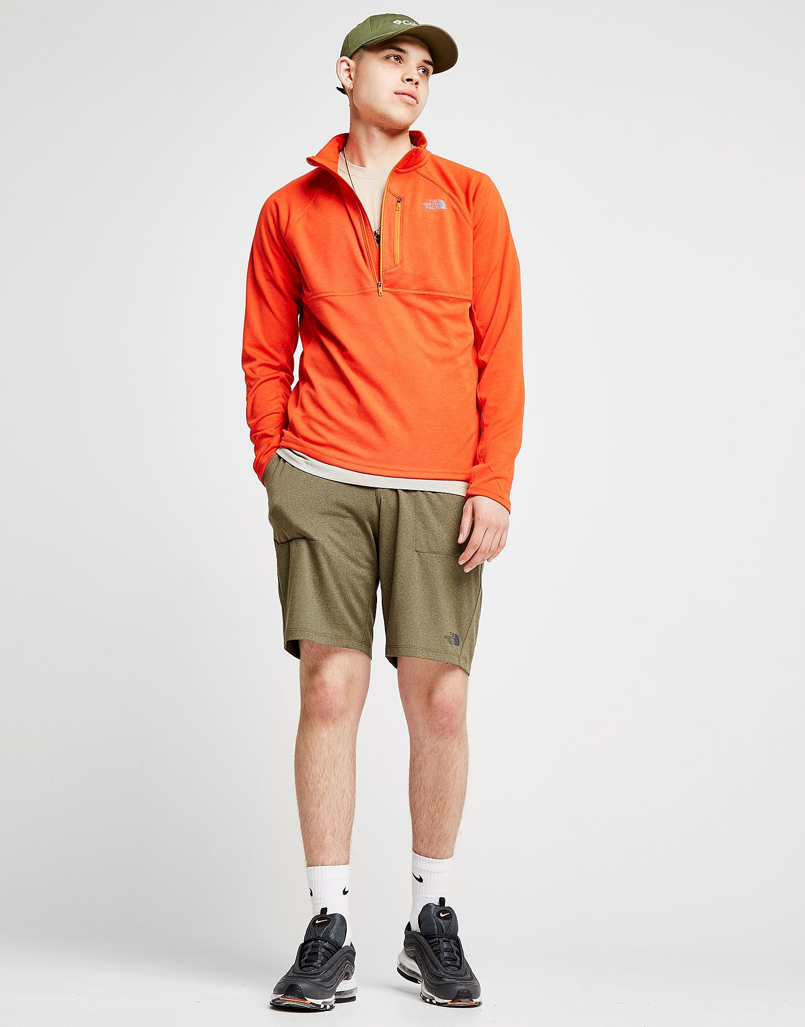 The North Face Ambition 1/2 Zip Sweatshirt