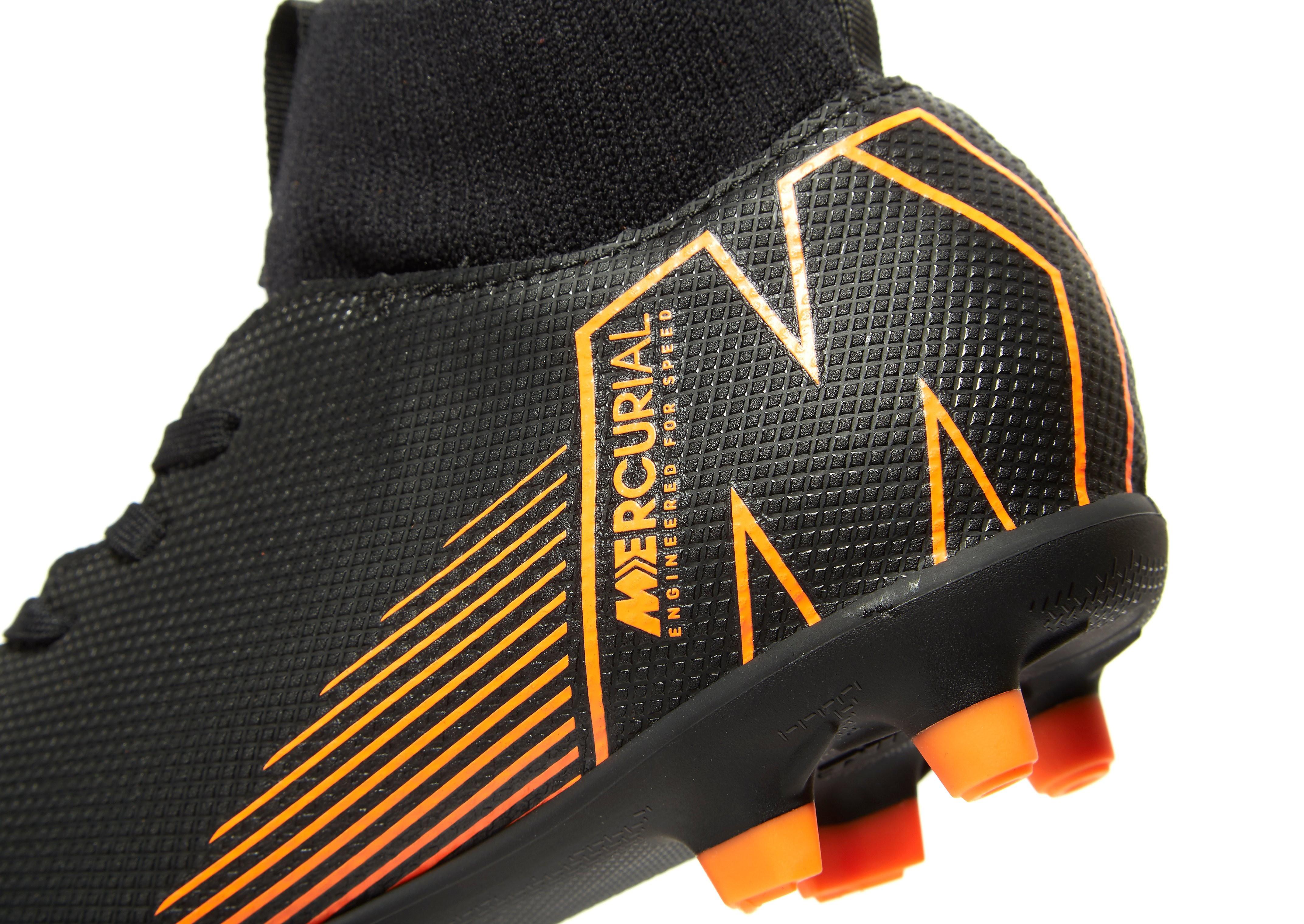 Nike Mercurial 360 SuperFly Dynamic Fit MG Junior