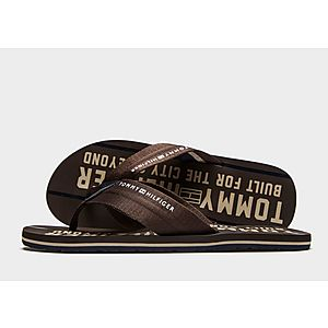 1401e26134915 Tommy Hilfiger Smart Beach Flip Flops ...