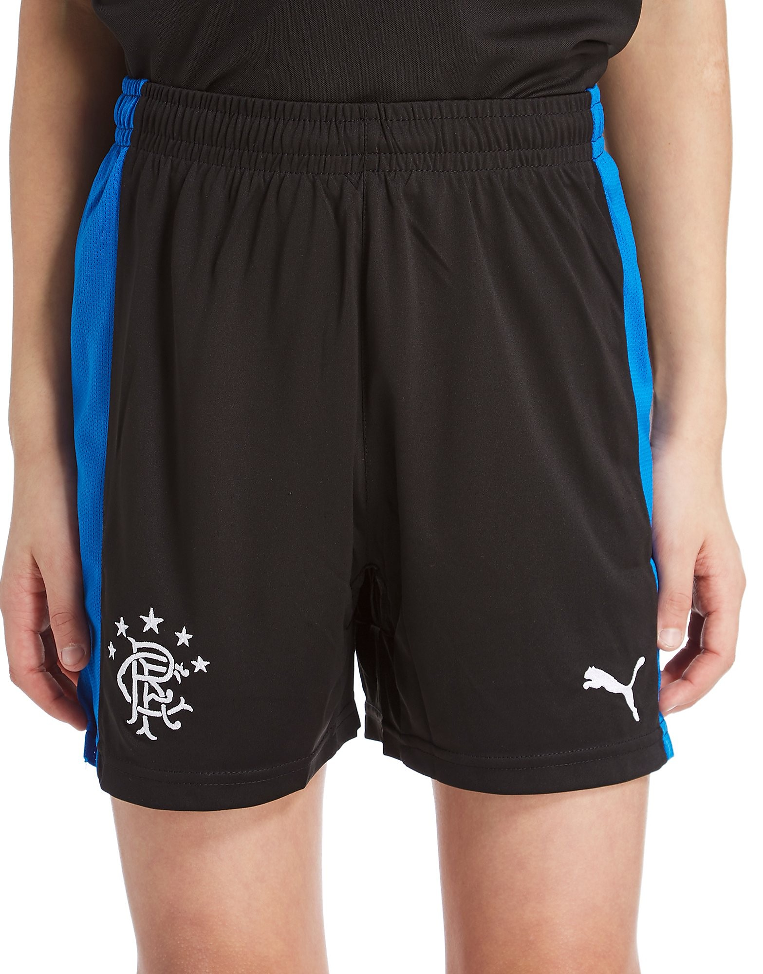 PUMA Rangers FC 2017/18 Third Shorts Junior