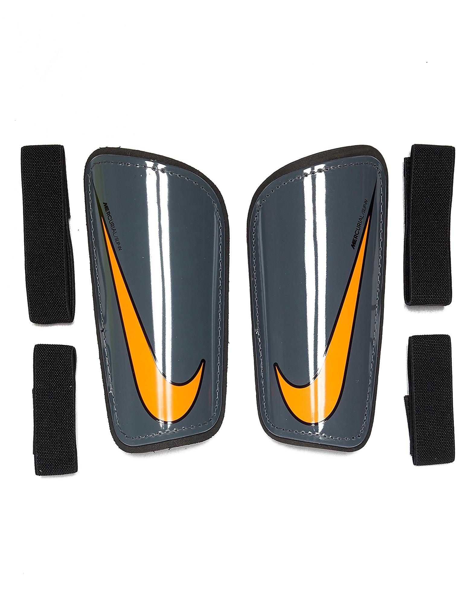Nike Mercurial Hard-Shell Slip-In Shin Guards