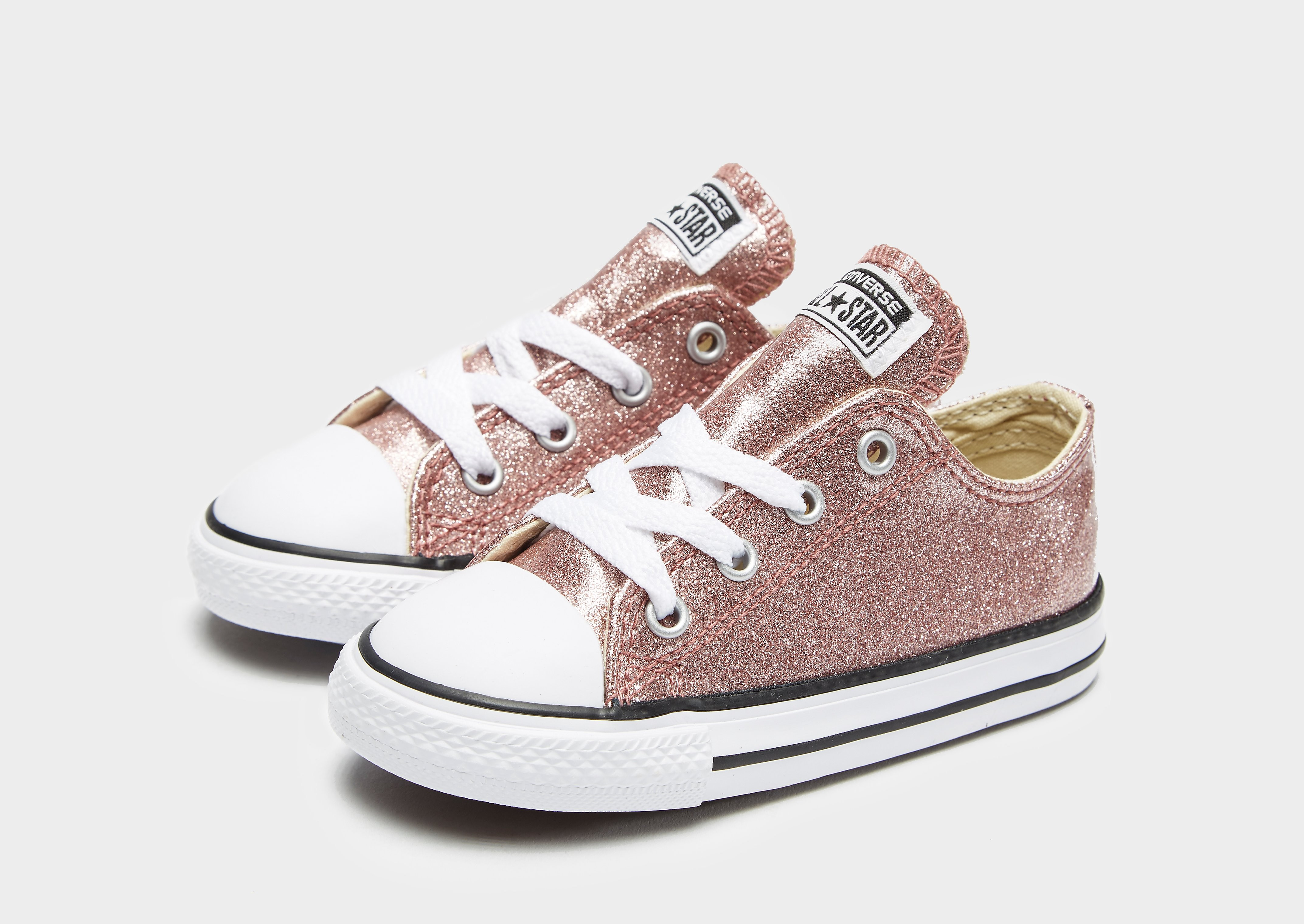Converse All Star Sparkle Ox Infant