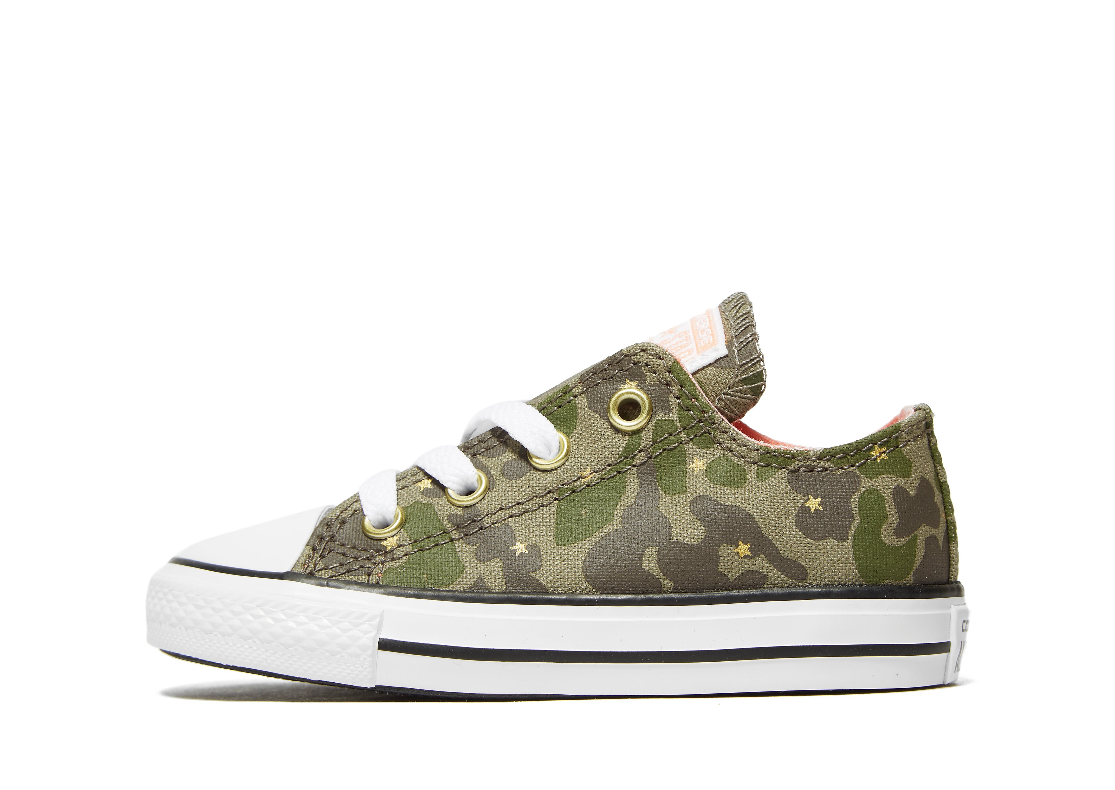 Converse All Star Camo Ox Infant