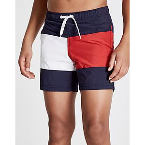 39464cde8 Tommy Hilfiger Large Flag Swim Shorts Junior ...