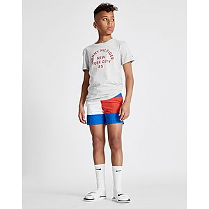 71b004ac6d7806 ... Tommy Hilfiger Large Flag Swim Shorts Junior
