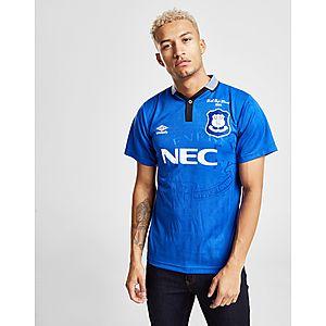 1d37f48ee Score Draw Everton FC  95 FA Cup Winners Shirt ...