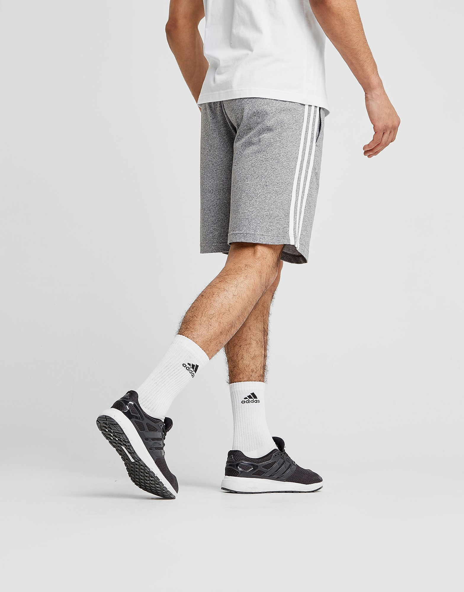 adidas Essential + Jersey Shorts