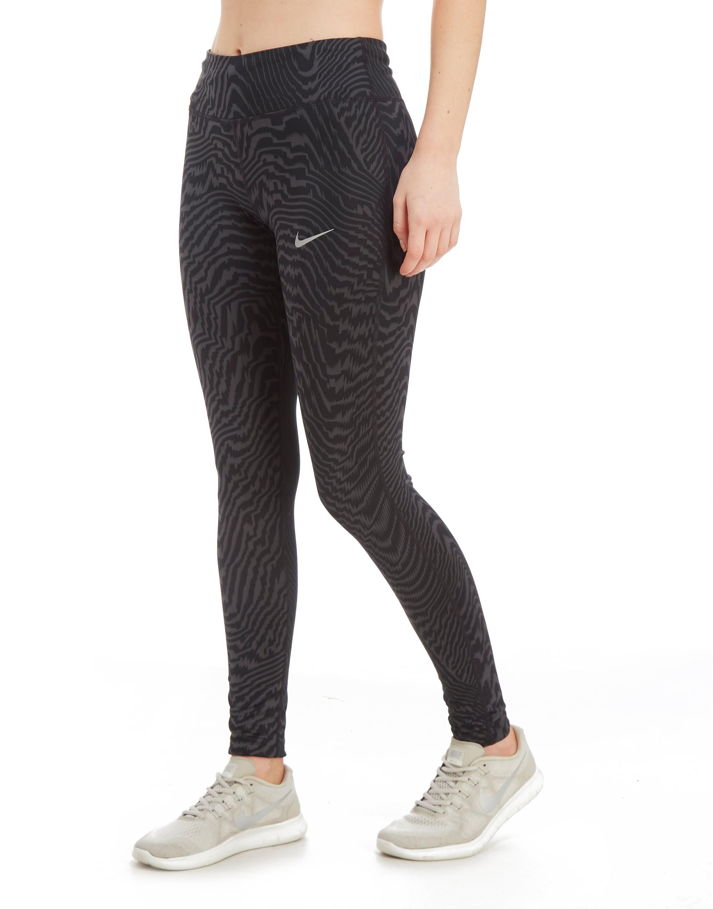Nike Running Power Essential Print Tights
