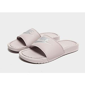 ... Nike Benassi Just Do It Slides Women s 0765500d46