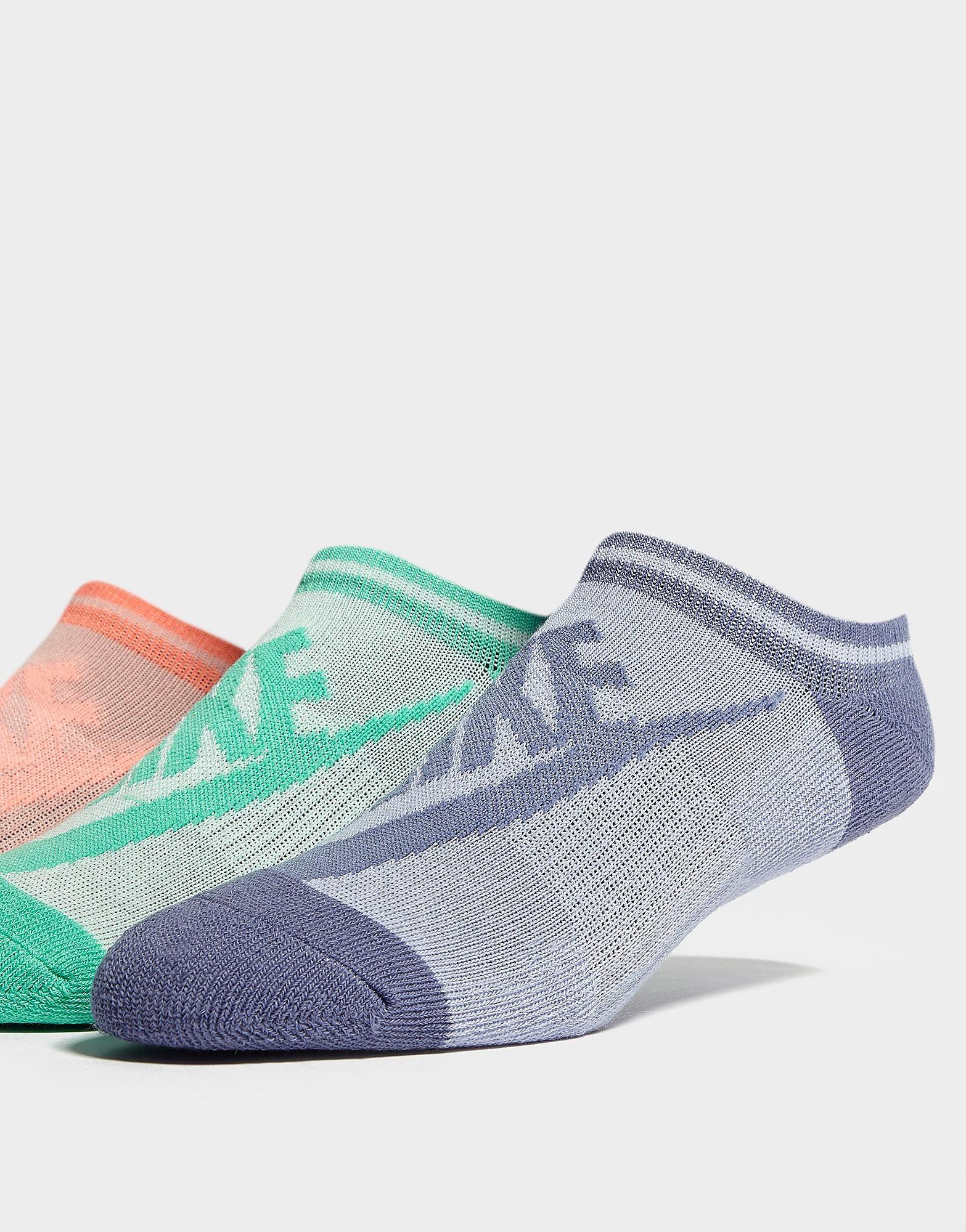 Nike 3 Pack Performance Lightweight Socks