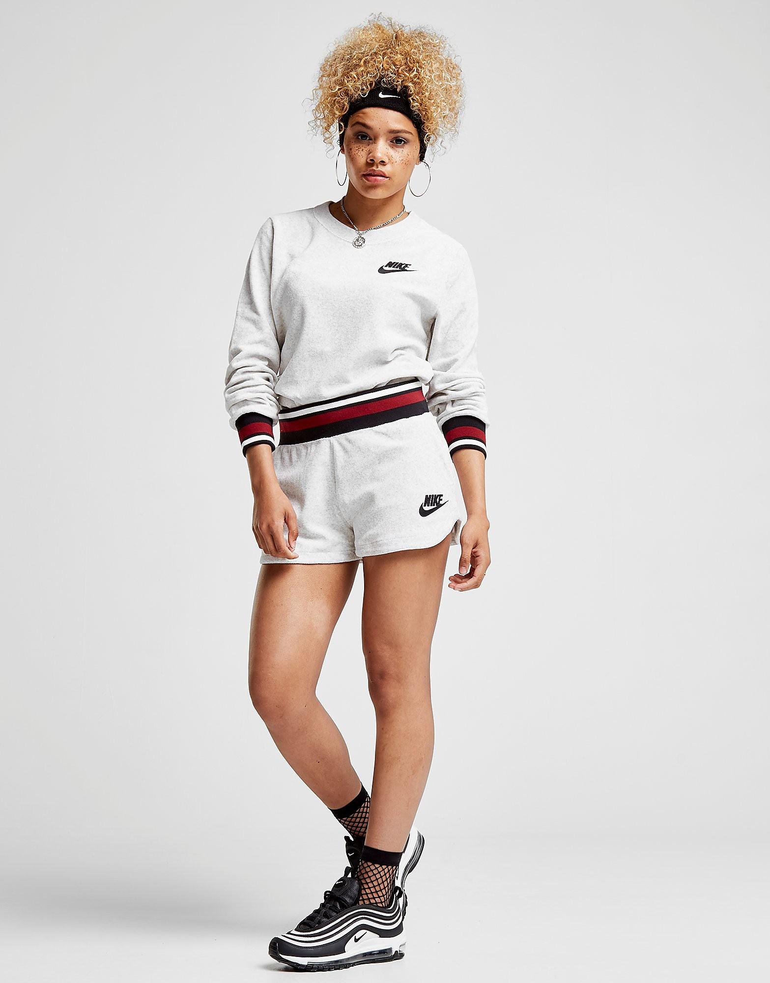 Nike Towel Stripe Shorts