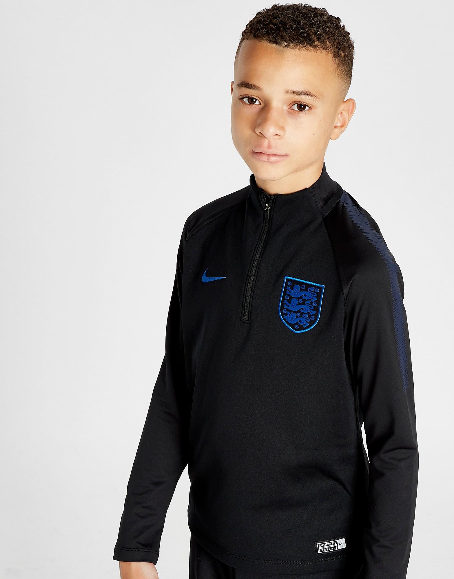 Nike England Squad Drill Top Junior
