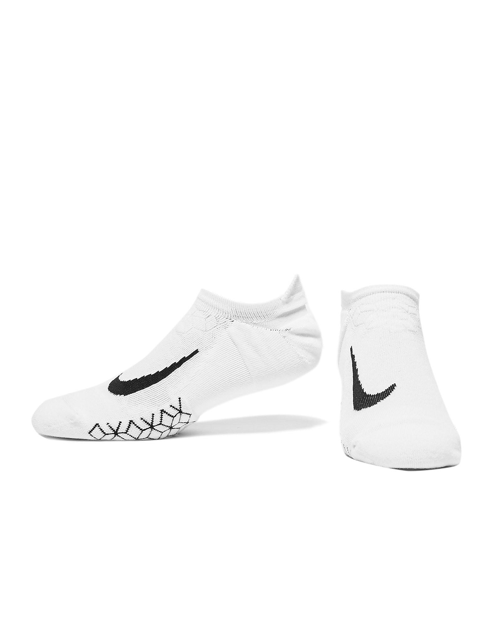Nike Run Elite Cushioned No-Show Socks