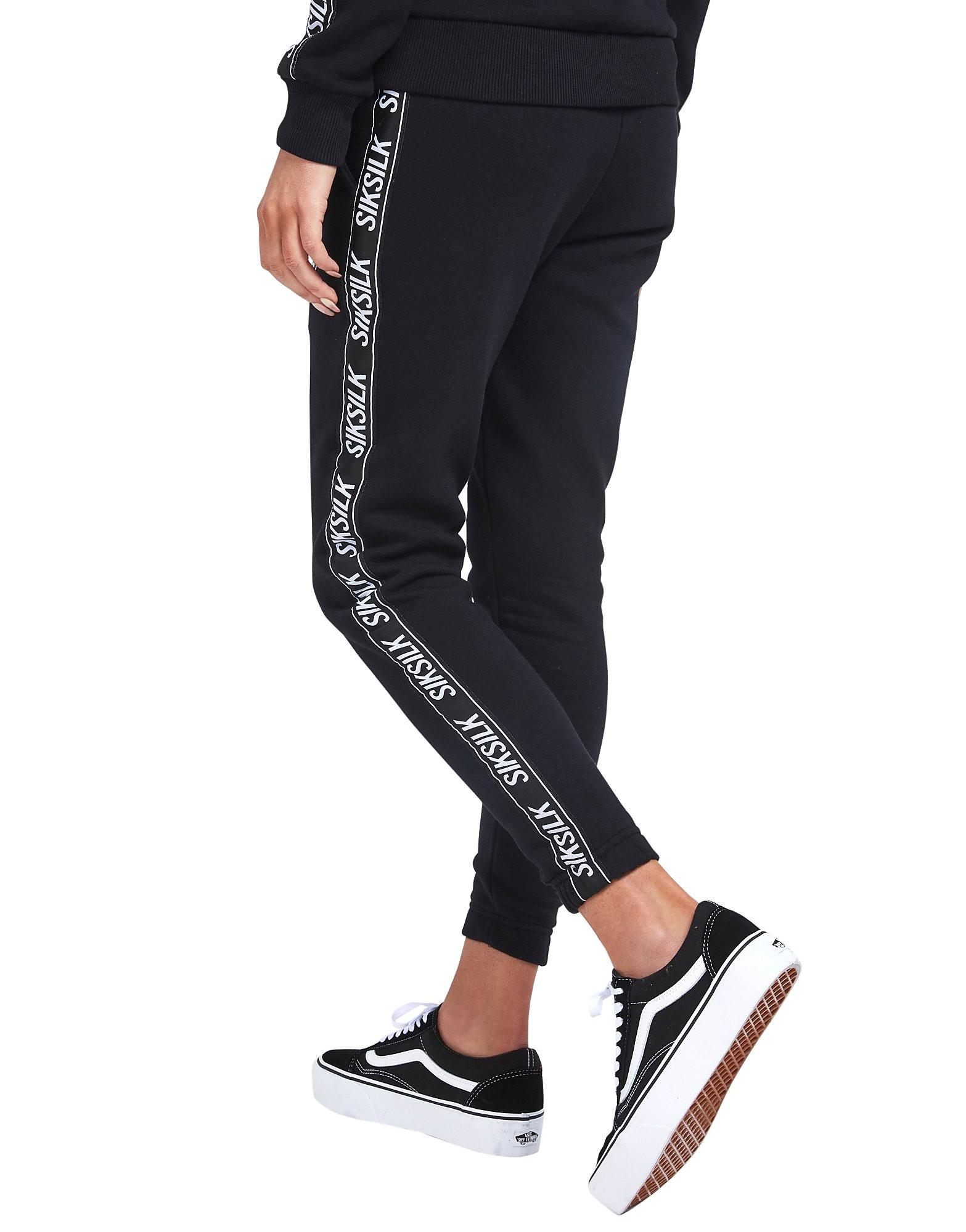 SikSilk Tape Fleece Pants