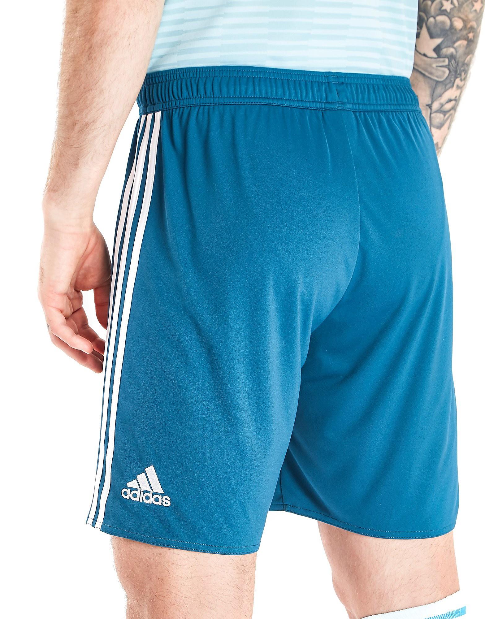 adidas Northern Ireland 2018 Away Shorts