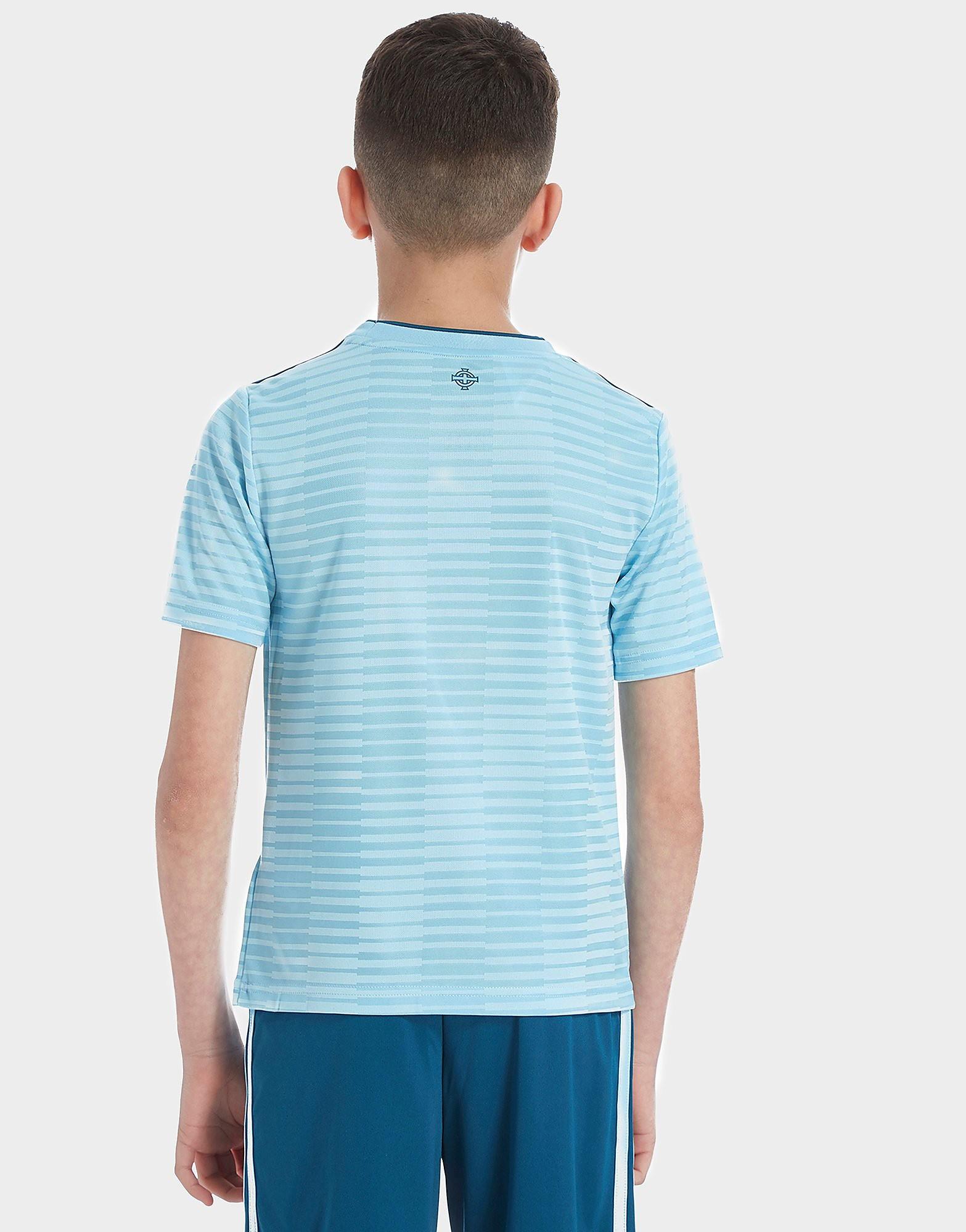 adidas Northern Ireland 2018 Away Shirt Junior